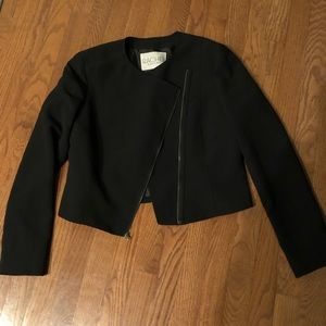 Black Rachel Roy dressy jacket